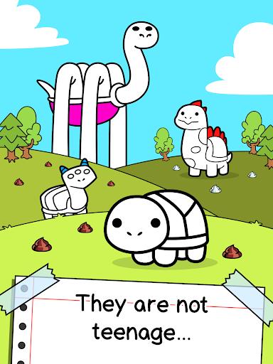 Turtle Evolution - Mutant Turtles Clicker Game  screenshots 9
