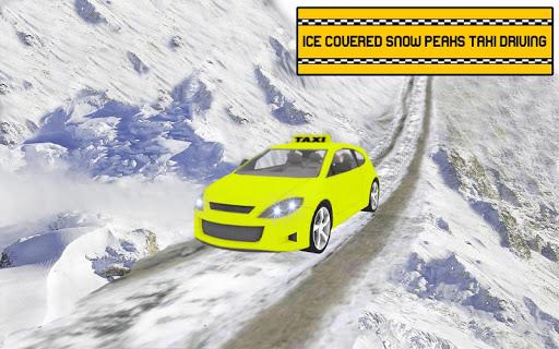 Hill Taxi Simulator Games: Free Car Games 2020 0.1 screenshots 4