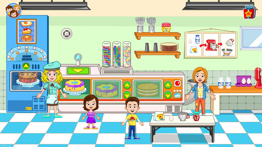 My Town : Bakery - Cooking & Baking Game for Kids 1.11 Screenshots 6