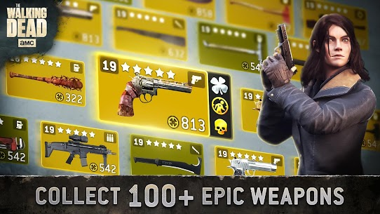The Walking Dead No Man's Land Unlimited Gold Apk 4
