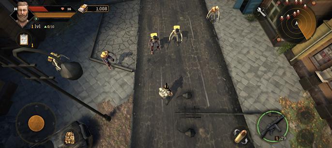 Metro Survival Game, Zombie Hunter Mod Apk 1.57 (A Lot of Money) 8