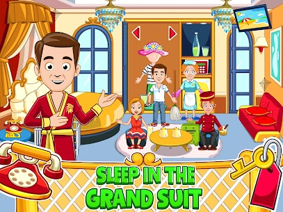 My Town : Hotel For Android [Paid, MOD] 8