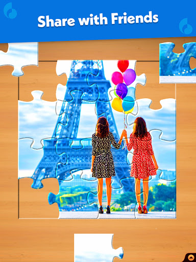 Jigsaw Puzzle: Create Pictures with Wood Pieces Apkfinish screenshots 19