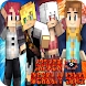 MinecraftのMod七つの大罪-メリオダススキン