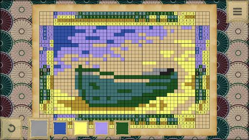 Color Nonogram CrossMe android2mod screenshots 7