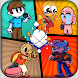 Pompom and Mackie Vs Crying Emoji and Isaac MOD - Androidアプリ