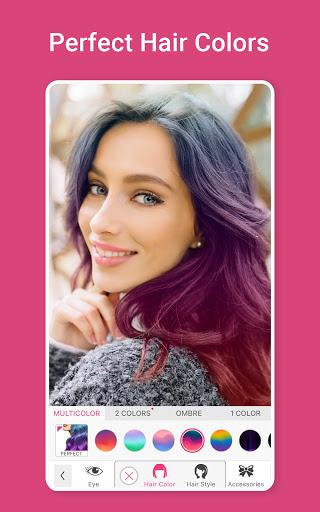 YouCam Makeup - Selfie Editor & Magic Makeover Cam  screenshots 1