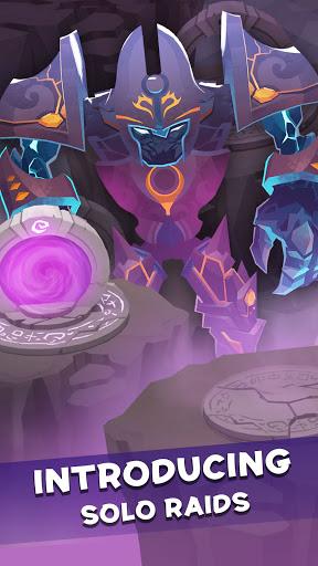 Tap Titans 2: Heroes Attack Titans. Clicker on! goodtube screenshots 6