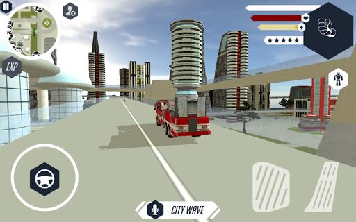 Robot Firetruck 1.6 screenshots 3