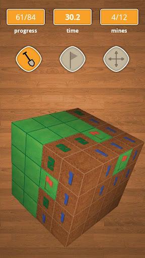 Minesweeper 3D  screenshots 2