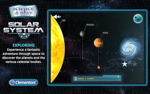 Solar System by Clementoni  screenshots 7