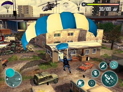 Call Of Fury Mod Apk- Global Counter Strike Black Ops (God Mode) 8
