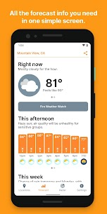 Hello Weather Mod Apk 3.7.4 (Pro/Paid Features Unlocked) 1