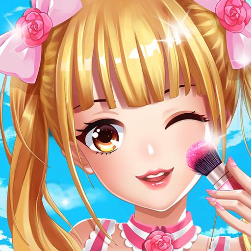 Anime Gadis Berdandan