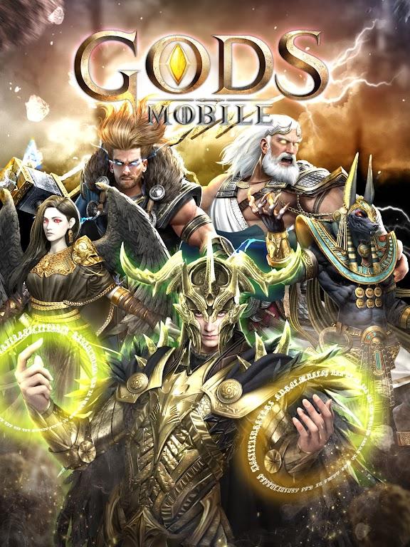 Gods Mobile  poster 16