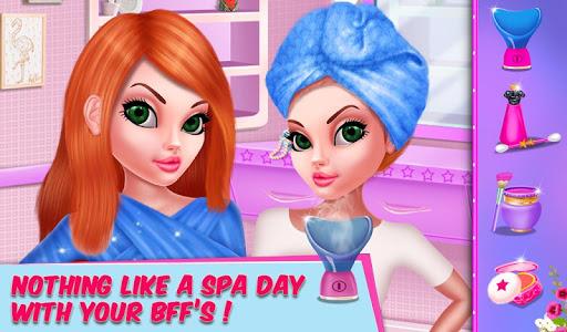 Flower Girl Makeup Salon - Girls Beauty Games 1.1.5 screenshots 2