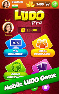 Ludo Pro : King of Ludo's Star Classic Online Game 2.0.6 Screenshots 15