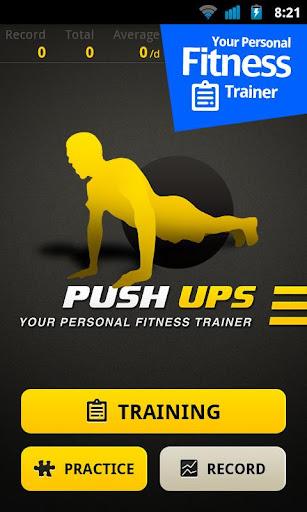 Push Ups Workout 3.217.76 Screenshots 1