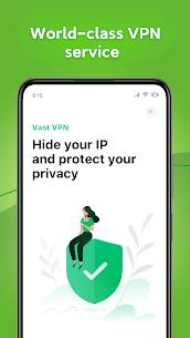 Vast VPN – Secure VPN Proxy Apk 4