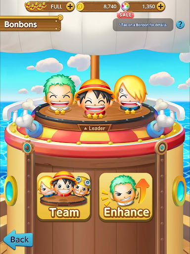 ONE PIECE BON! BON! JOURNEY!! 1.9.1 screenshots 3