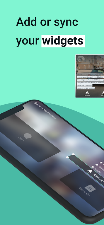 Streamlabs: Live Streaming App  poster 4