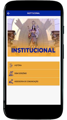 Diocese de Itapetininga screenshot 2