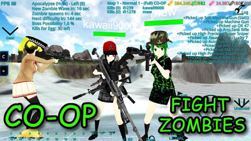 JP High School Girl Survival Simulator Multiplayer 119 screenshots 1