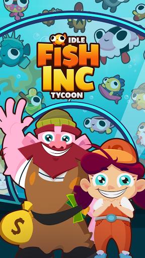 Idle Tycoon Fish INC - Aquarium Manager Games 1.5.3.2 screenshots 5