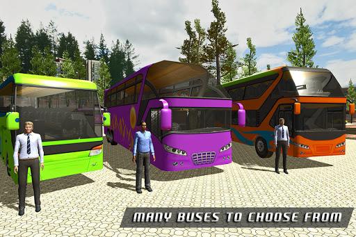 Bus Simulator 2021: Bus Games screenshots 1
