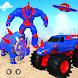 サイロボット モンスタートラック ロボットゲームを作る