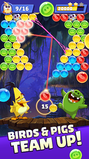Angry Birds POP Blast 1.10.0 screenshots 1