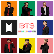 BTS Wallpaper HD 4K - All members and BT21