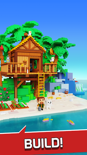 Build Heroes:Idle Survival Journey  screenshots 4