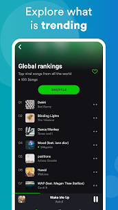 eSound: Free Music Player for MP3 music streaming 4