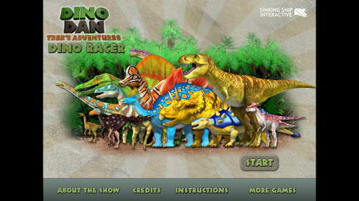 Dino Dan: Dino Racer For PC Windows (7, 8, 10, 10X) & Mac Computer Image Number- 5
