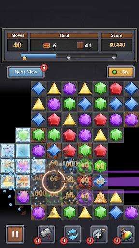 Jewelry Match Puzzle 1.2.8 screenshots 3