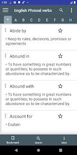 Learn English Phrasal Verbs - Practice & Example