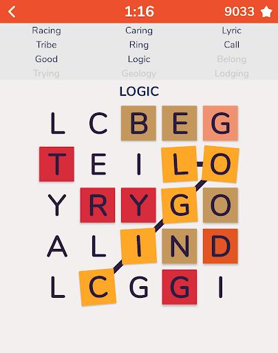 Word Find : Hidden Words  screenshots 5