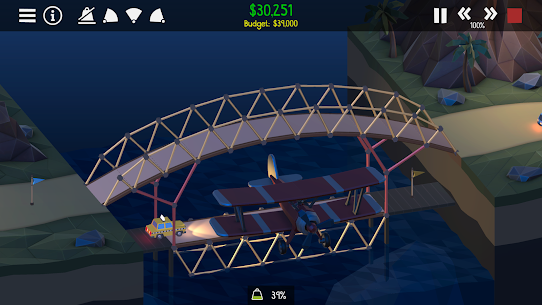 Poly Bridge 2 (MOD, Paid) v1.37 3