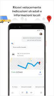 Assistente Google Screenshot