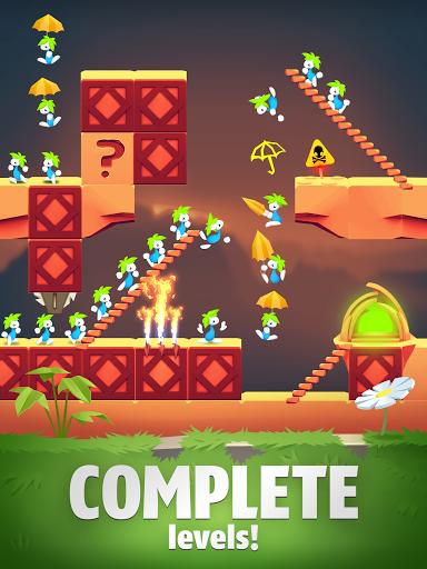Lemmings - Puzzle Adventure screenshots 10