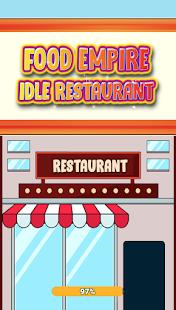 Food Idle Restaurant