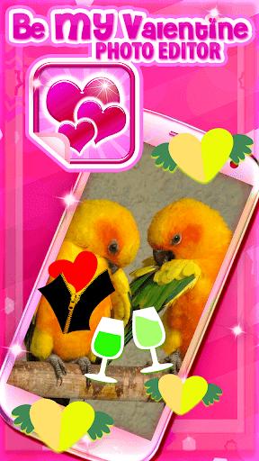 Be My Valentine Photo Editor screenshots 3