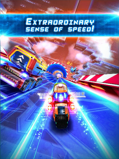 32 secs: Traffic Rider screenshots 12