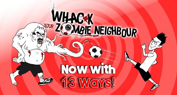 Whack Your Zombie Neighbour: 13 Killer Ways 1.2.6 Mod APK Latest Version 1