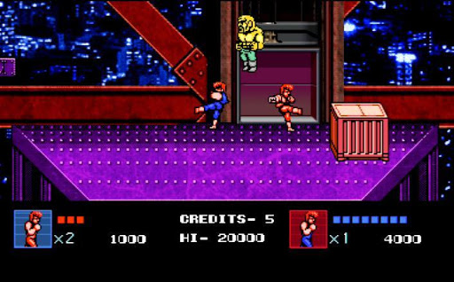 double dragon 4 screenshot 2
