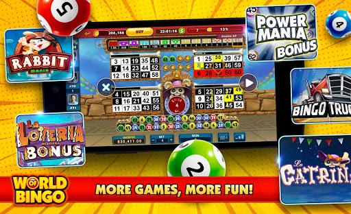World of Bingou2122 Casino with free Bingo Card Games  Screenshots 1