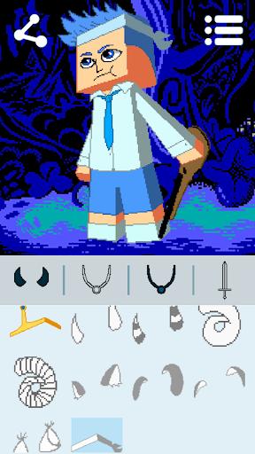 Avatar Maker: Cube Games android2mod screenshots 4