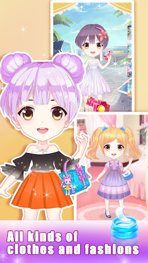ud83dudc78ud83dudc9dAnime Princess Makeup - Beauty in Fairytale 2.6.5038 screenshots 7