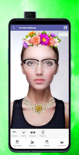 Face Makeup & Beauty Selfie Makeup Photo Editor 1.2 Screenshots 8